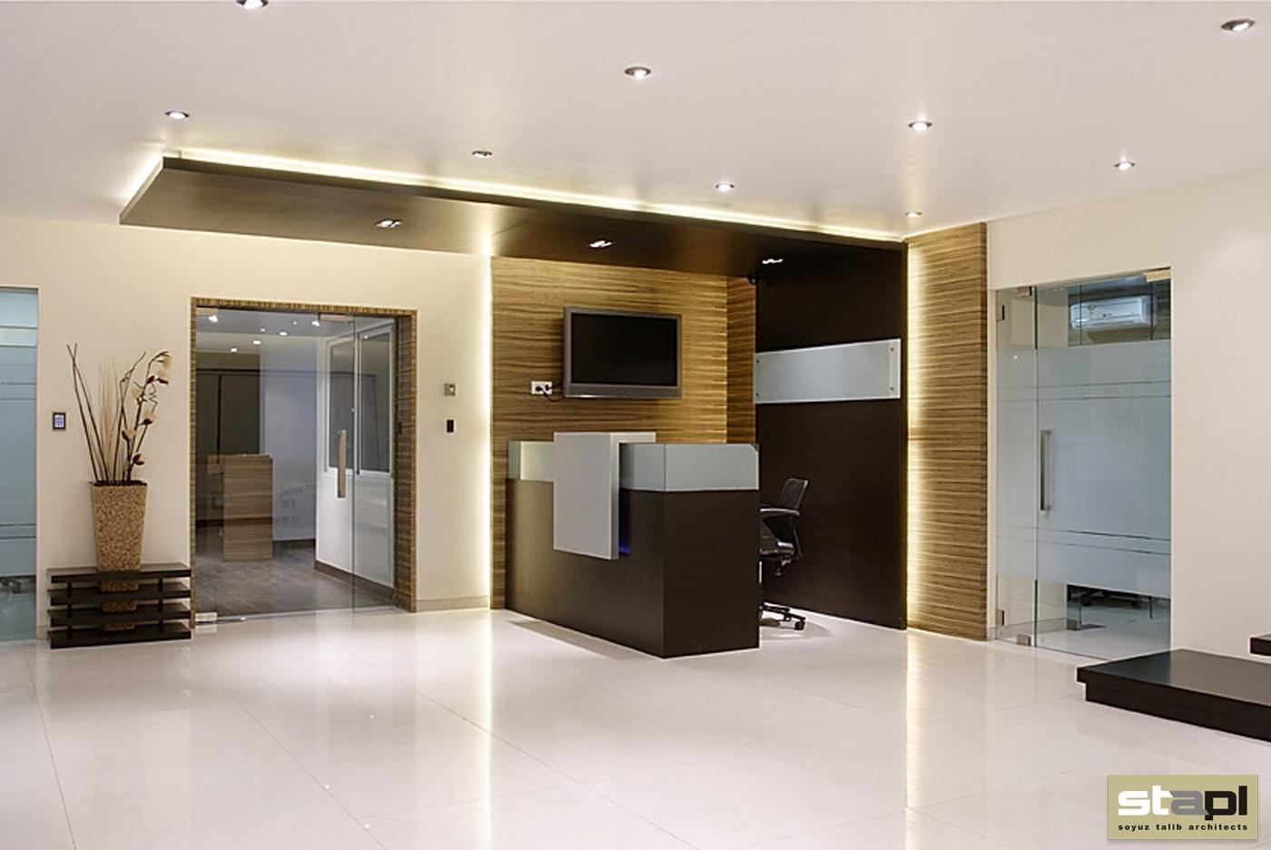 Head Office Premises For Kesar Group Soyuz Talib Architects